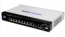Cisco SRW208P 8-port 10/100 Ethernet Switch - WebView/PoE in kathmandu nepal.