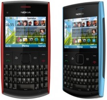 Nokia X2-01 cellphone in kathmandu nepal