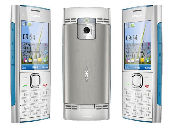 Image Nokia X2 00 Download - 47.2KB